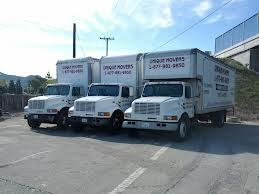 Unique Moving, Inc, Camarillo