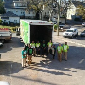 The Green Truck Movers, Nashville