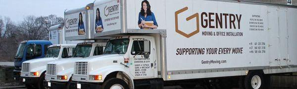 Gentry Moving & Storage (Danielson), Willimantic