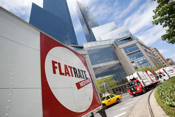 FlatRate Moving® (Maryland), Rockville