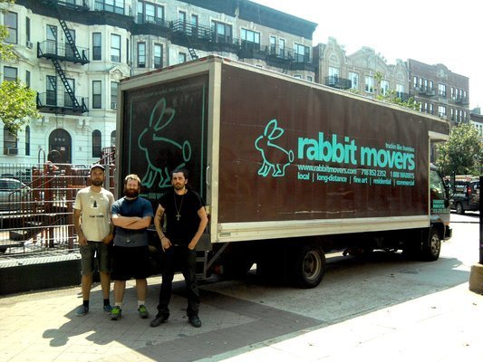 Rabbit Movers, Brooklyn