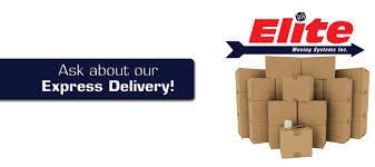 Elite Moving Systems, Vernon