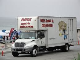 Popeye Moving and Storage, Los Angeles