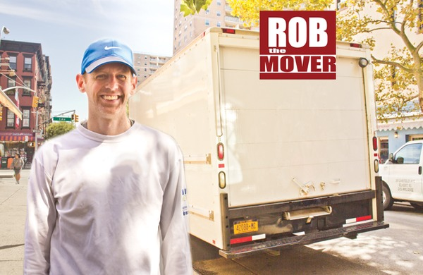 Rob the Mover, Inc., New York