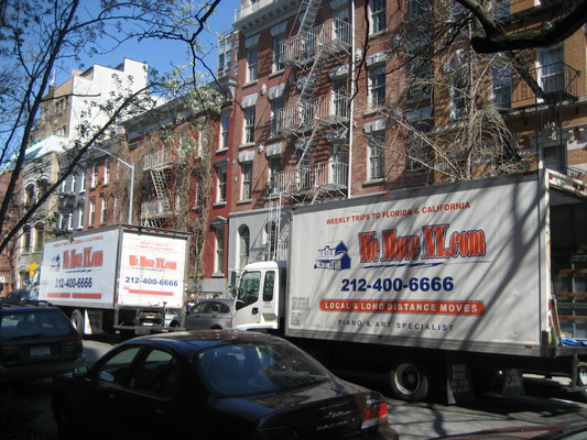 Active Moving Inc, Brookyn