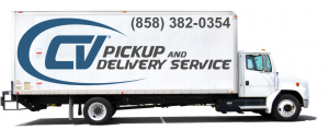CV Pickup and Delivery Service, Chandler