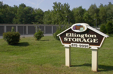 Ellington CT Self Storage Center, Ellington